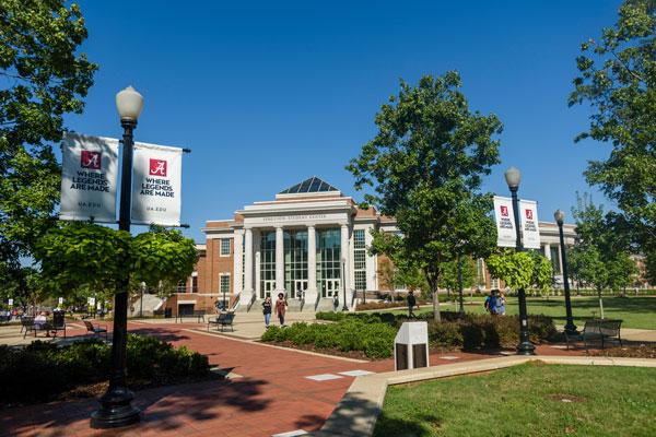 The University of Alabama Student Center