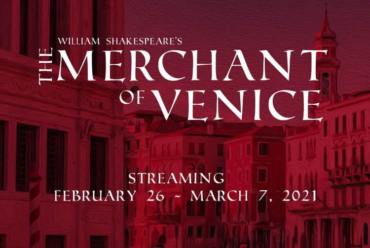 Merchant of Venice Promotional Poster