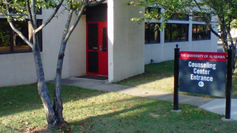 Counseling Center building