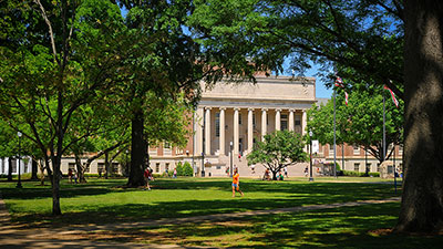 The Gorgas Library