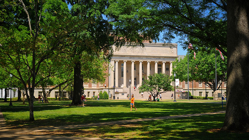 Gorgas Library