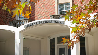 Martha Parham Hall