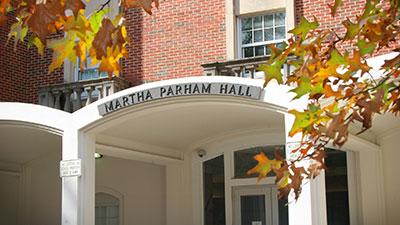 Martha Parham Hall