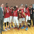 The University of Alabama's Special Olympics College won the national championship in Unified Basketball April 24.