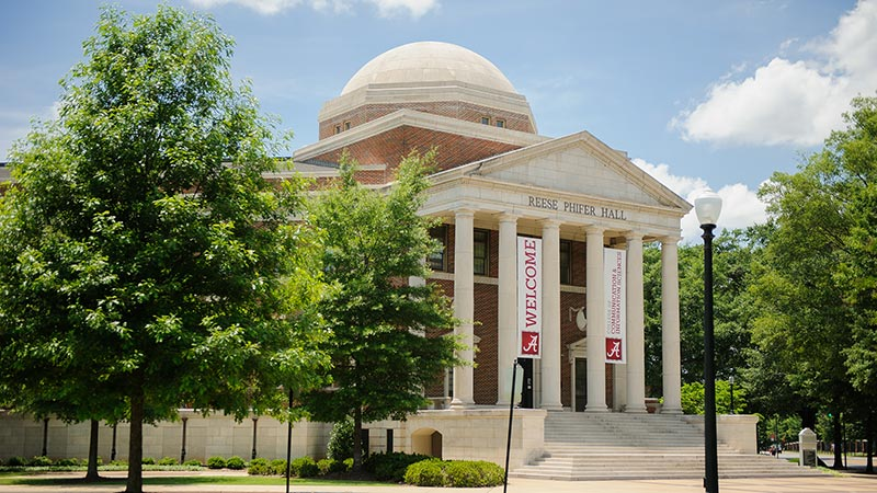 Reese Phifer Hall